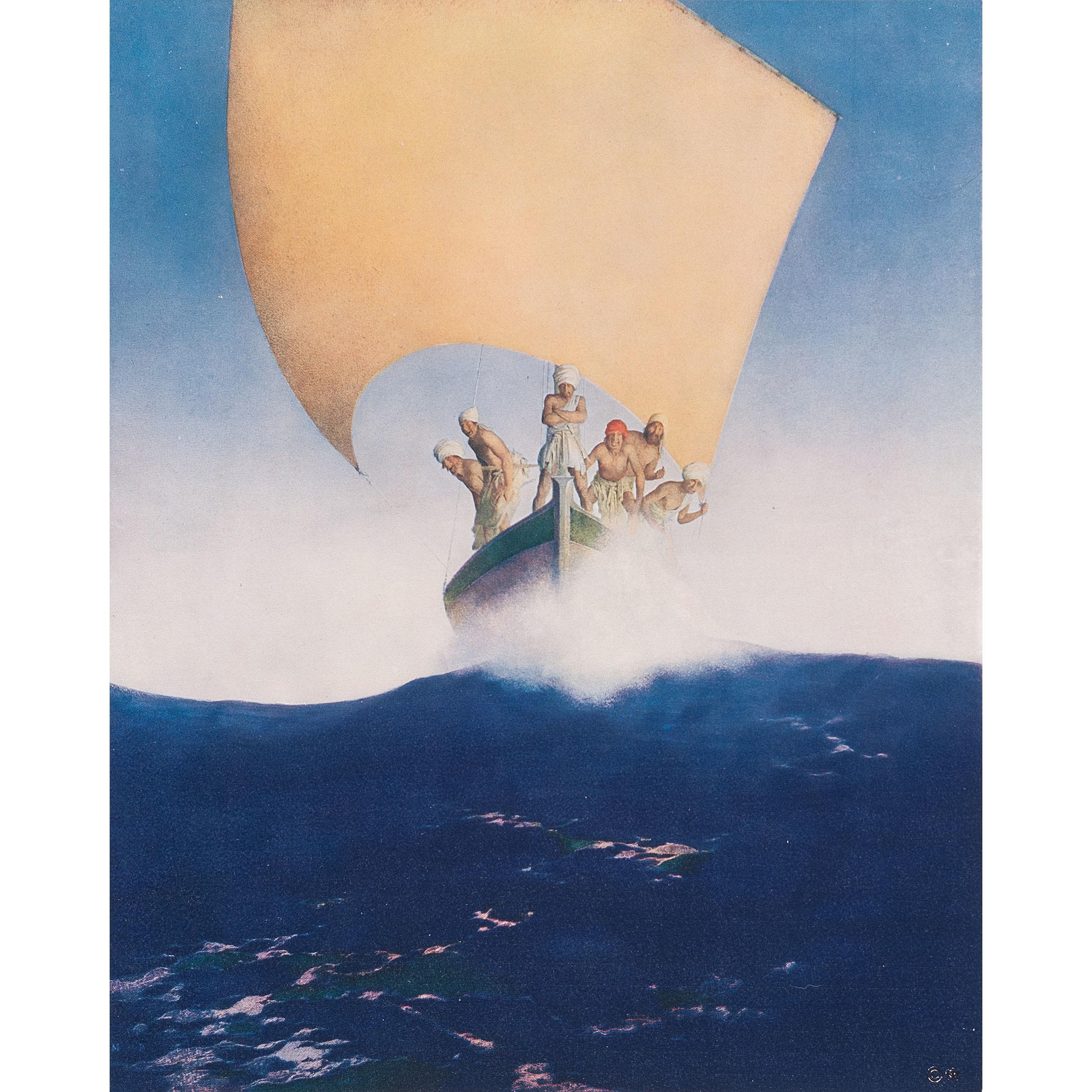 y-parrish - sailing 2